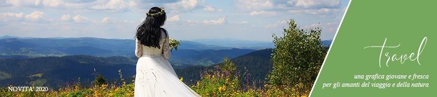 Partecipazioni matrimonio tema montagna | Matrimonio tema montagna