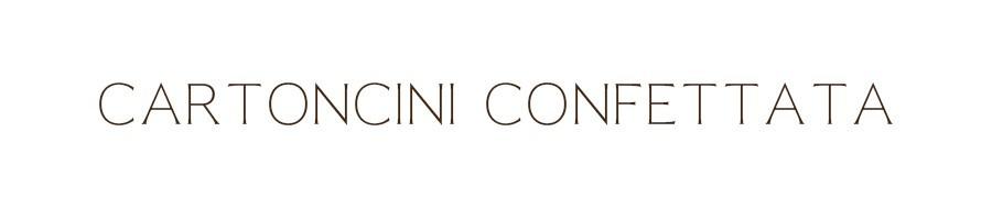 Etichette gusti confetti | Kit per confettata